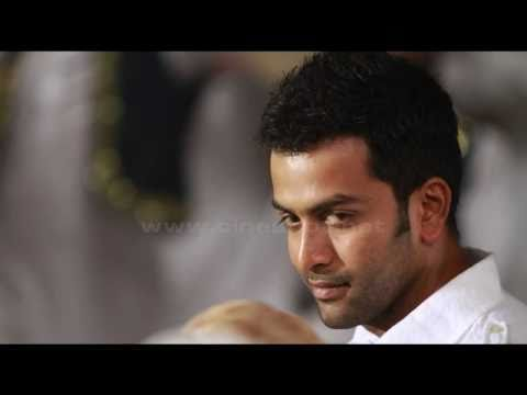 PrithviRaj Singing - Anwar Song Njan - Malayalam New Flim Song