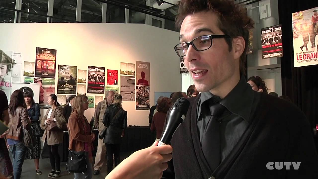 Interview - FNC 2012 Martin Villeneuve