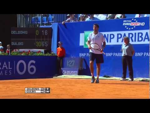 Ernests Gulbis - The Perfect Game [Nice 2014]