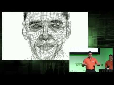 IsItYou: Make Your Face Your Password | Disrupt SF 2014