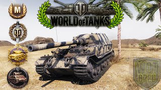 World of Tanks - Ferdinand - 12 Kills - 8.8k Damage - Heartbreak! [Replay|HD]