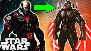 The CRAZIEST Lightsaber in ALL of Star Wars - Star Wars Explained
