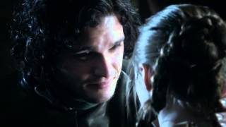Jon Snow Needle to Arya - Game of Thrones 1x02 (HD)