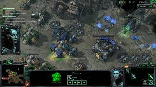 StarCraft 2: 3-Person Co-op (Wings of Liberty) 07