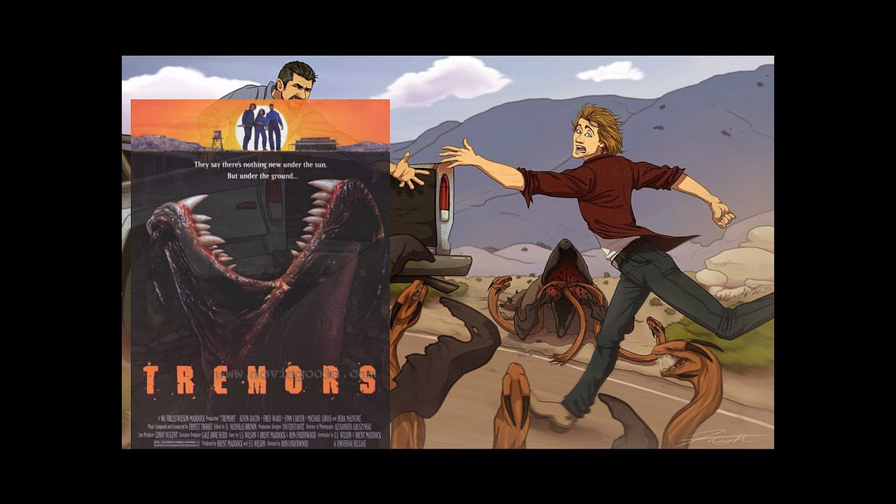 Tremors A Cold Day in Hell Video 2018  IMDb