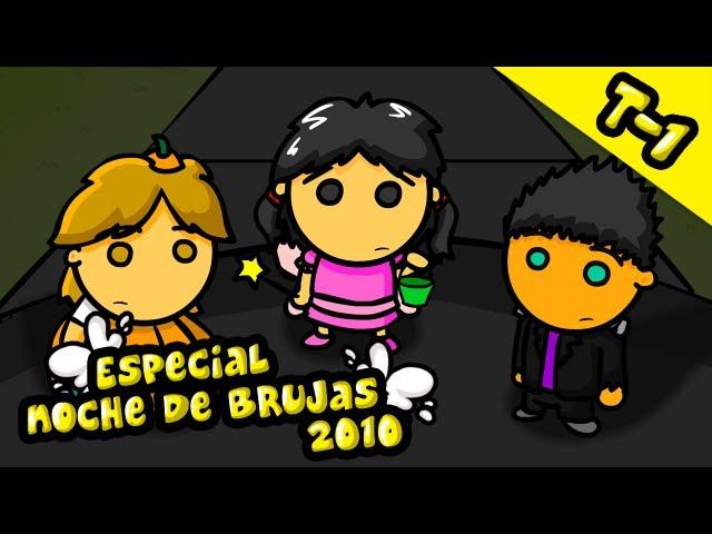 Vete a la Versh - T1, Especial de Noche de Brujas 2010