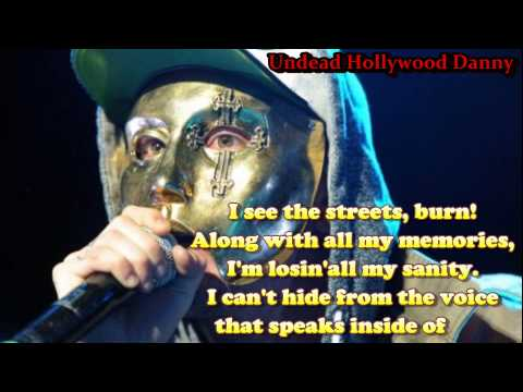 Hollywood Undead - Street Dreams Lyrics Full Hd (original New Version) video