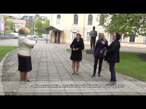 Lietuvių gestų kalbos vertėjų asociacijos sveikinimas