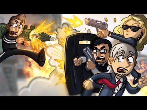 KILL THE PRESIDENT! - GTA 5 - GTA 5 Funny Moments