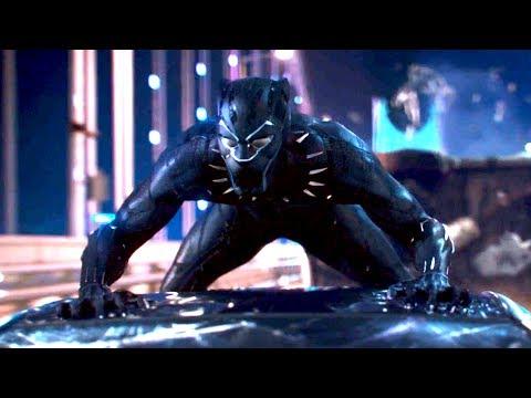 Черная Пантера — Русский тизер-трейлер (2018)