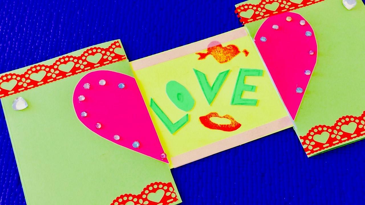 Легкие открытки для детей 11