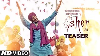 Harbhajan Mann Sher Song Teaser | Tigerstyle | Releasing 25 November