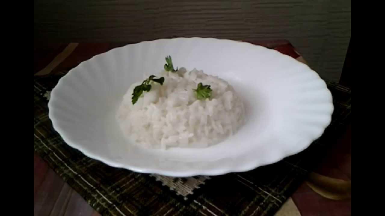 Как сварить вкусный рис для гарнира рецепт пошагово