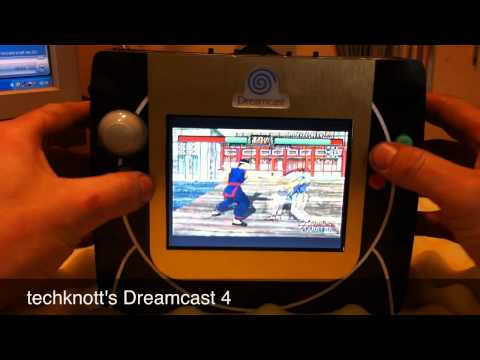 techknott s Dreamcast 4