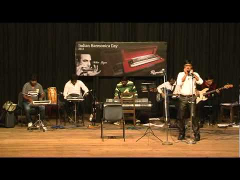 Ye Dosti Hum Nahi Chhodenge - Sukanta Ghosal live on Indian...