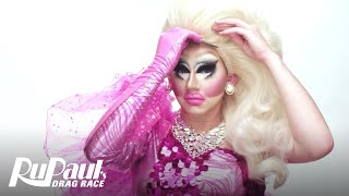 Download Lagu Drag Makeup Tutorial: Trixie Mattel's Bubble Gum Fantasy | RuPaul's Drag Race | Logo Gratis STAFABAND