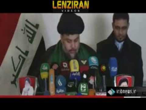 Shia influential cleric and founder of Mahdi army Bagher Sadr  withdrew from politic in Iraq