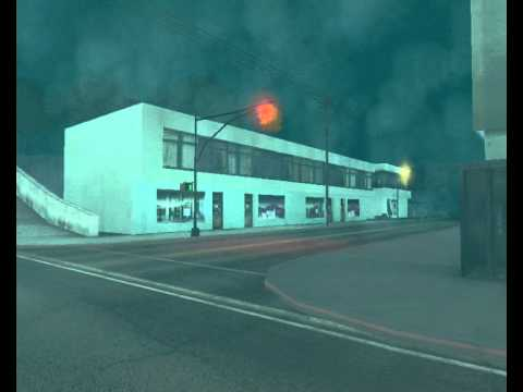Gta Sa Silent Hill Trailer Horror