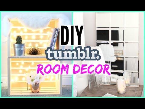 DIY Tumblr Room Decor ♡ Cheap + Simple!