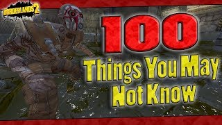 Borderlands 2   100 Things You May Not Know About This Game