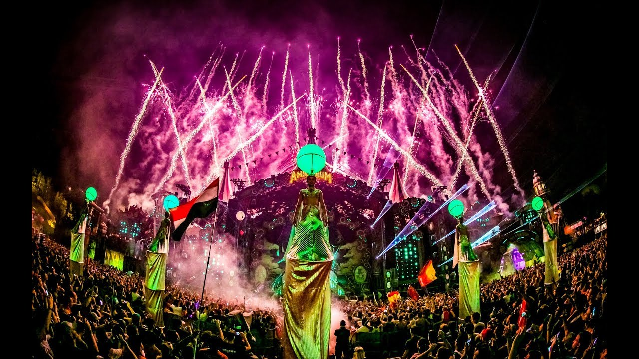 Dimitri Vegas & Like Mike - Live At Tomorrowland 2017