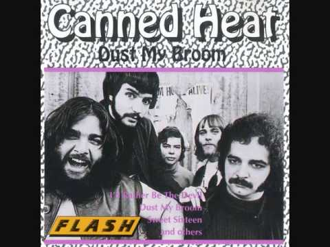 Canned Heat - Dust My Broom - 05 - Sweet Sixteen