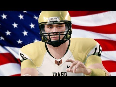 My NCAA Debut! NCAA Football Road To Glory #4