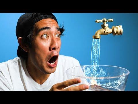 Satisfying Water Illusion Tricks w Zach King