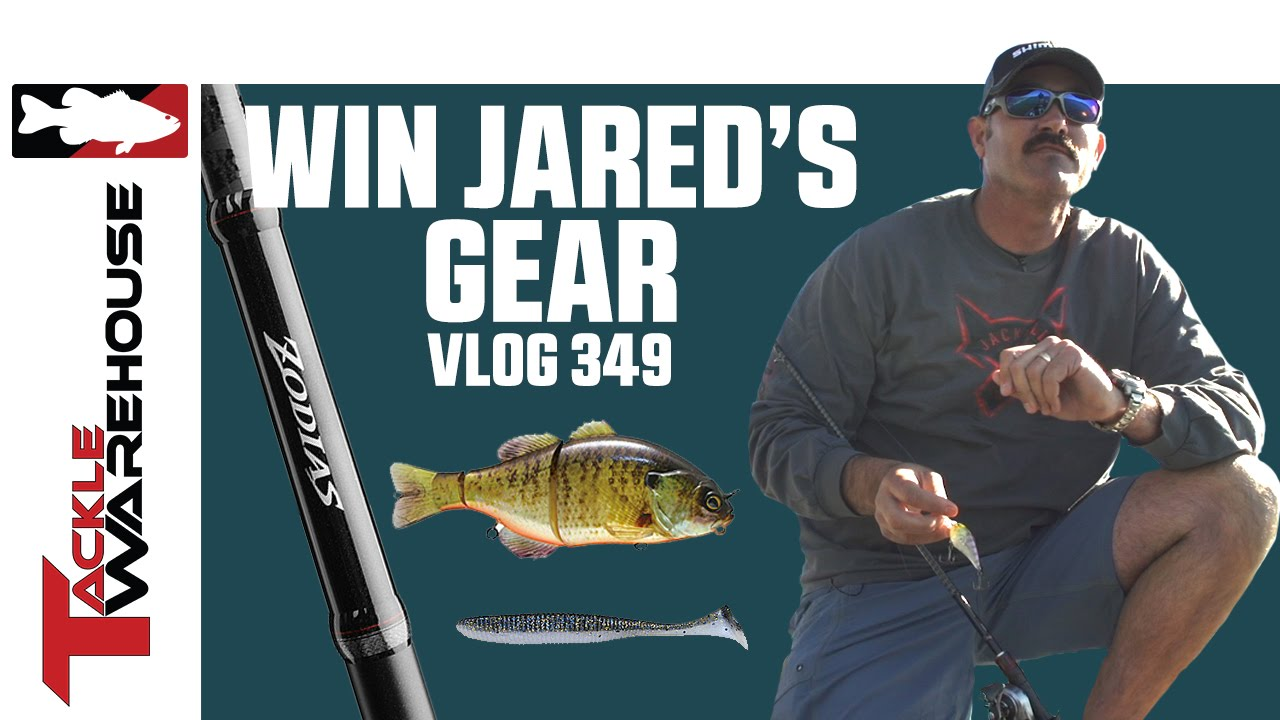Jared lintner s lake havasu shimano gear giveaway 3 ends 4 for Free fishing tackle giveaway