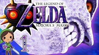 The Journey Begins | The Legend of Zelda: Majora's Mask [Pt.1]