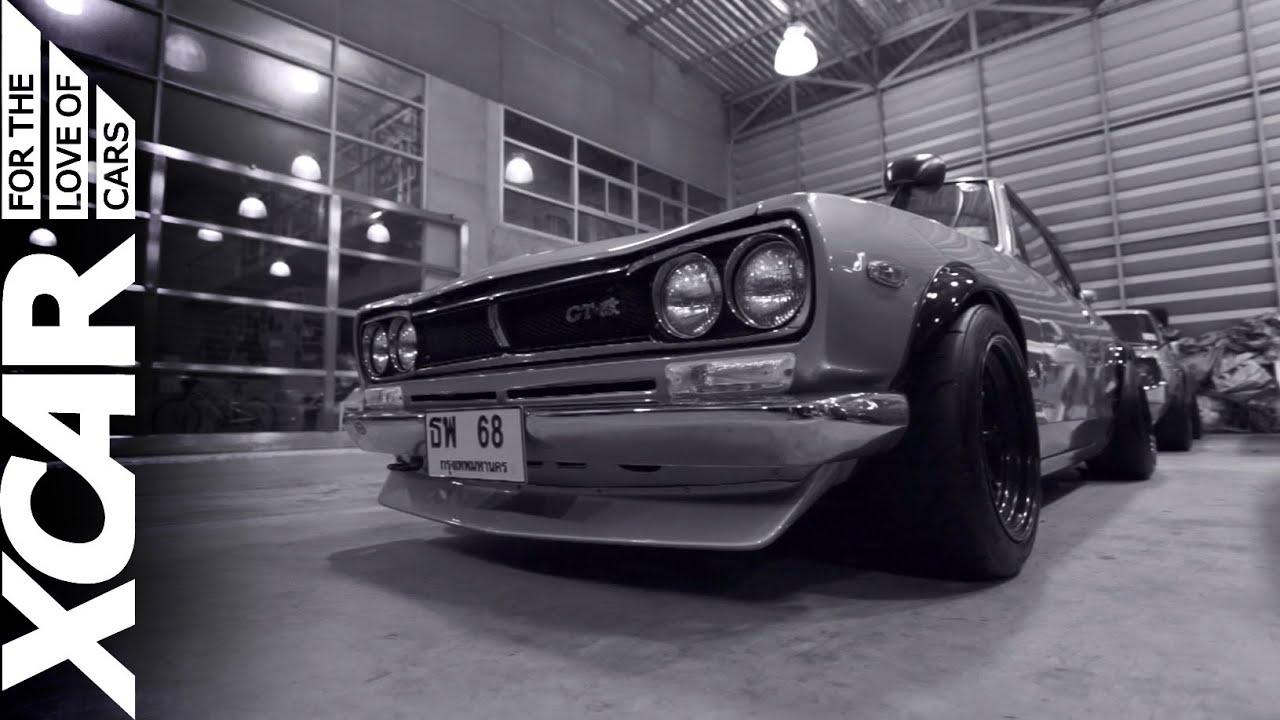 classic car garage speed garage thailand xcar youtube. Black Bedroom Furniture Sets. Home Design Ideas
