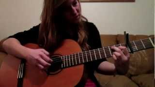 A Thousand Years Vocal Acoustic Guitar