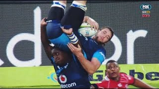 Rugby HQ - Plays of the Month (April) | Super Rugby Video Highlights 2015