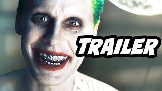Suicide Squad Comic Con Trailer Breakdown - Meet The Joker