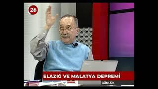 Günlük | Prof.Dr.Can Ayday Jeoeloji Müh Oda Bşk
