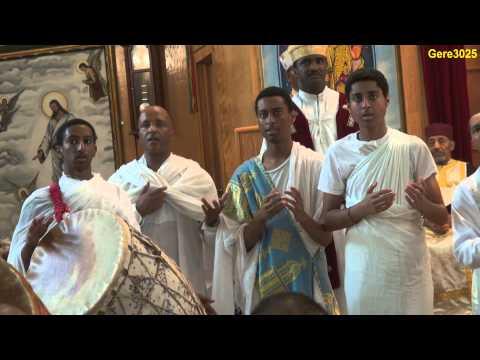 Ethiopian Orthodox Tewahedo mezmur by Alemayehu Urge- አዳነኝ ጌታ