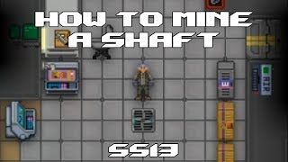 Space Station 13 Tutorial - Shaft Miner