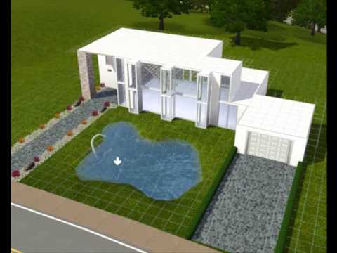 The Sims 3 Building A House Youtube