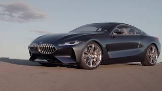 BMW 8 Series Concept Film