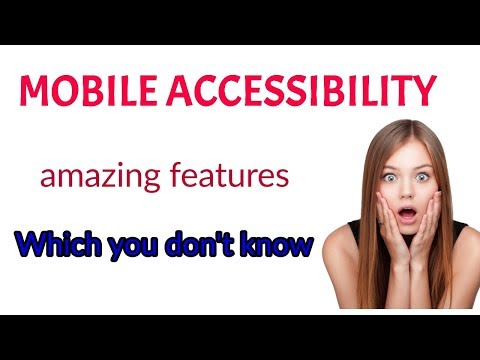 3 important Advantages of Accessibility | jahanzaib tech x | knowledge
