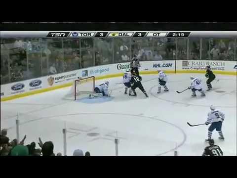 Toronto Maple Leafs vs Dallas Stars Highlights [10-28-09]