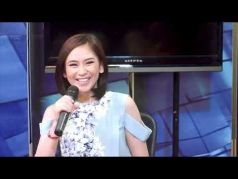 Featured Artist: Sarah Geronimo With Tambalan Chris Tsuper At Nicole Hyala video