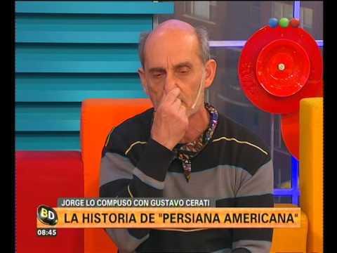 La historia de Persiana Americana, el clásico de Soda - Telefe Noticias