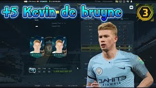 FIFA Online 3 : ตีบวก 5 Kevin de bruyne EC แอบโหดๆ