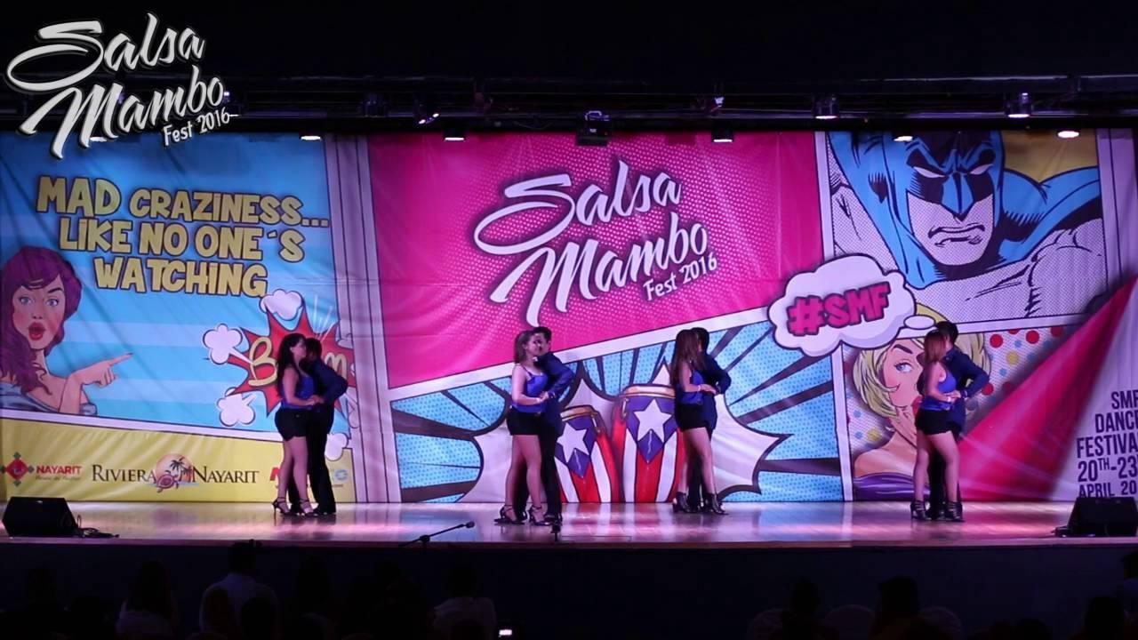 Mexe Kizomba   Salsa Mambo Fest 2016