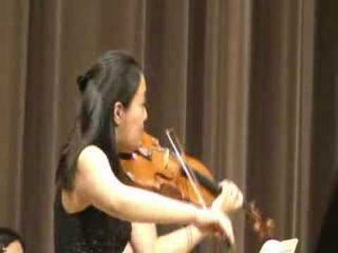 Jessica Hung-Ravel Sonata in G Major-Allegretto 12-8-07