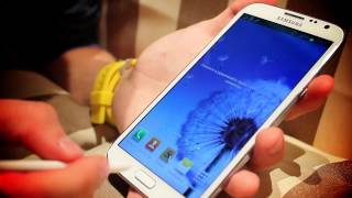 Обзор Samsung GALAXY Note 2 (GT-N7100)
