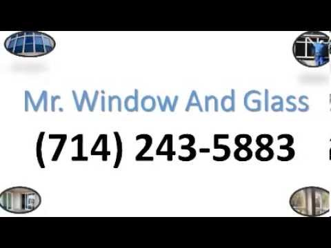 WINDOW | WINDOW REPAIR (714) 243-5883 Window Replacement Services Aliso Viejo, CA