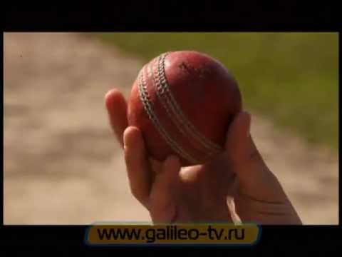 Галилео. Крикет и крокет