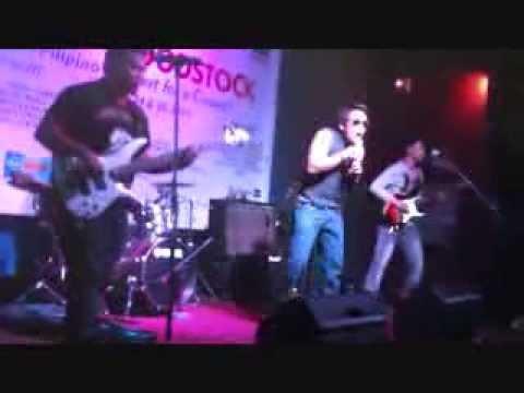 4PLAY performance on Pinoy Woodstock 2013, @QUBE Radisson blu Hotel, Doha Qatar